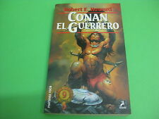 Libro Conan El Guerrero - Robert E. Howard