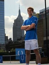 Andy Murray ‏ 10x 8 UNSIGNED photo - P247 - Scottish professional tennis player