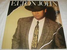 Elton John - Breaking Hearts - Vinyl LP   OIS