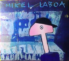 MIKEL LABOA - XORIEK Cd Nuevo Precintado 5