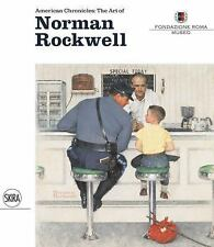 American Chronicles: The Art of Norman Rockwell, Plunkett, Stephanie Haboush, Ec