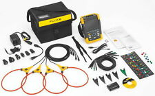 NEW  Fluke 435-II Three-Phase Power Quality And Energy Analyzer