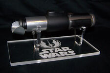 acrylic display stand for Master Replicas Yoda lightsaber Star Wars
