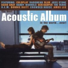 Best Acoustic Album in the World...ever! by Various Artists