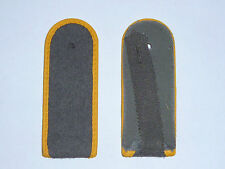 MATCHED PAIR EAST GERMAN SHOULDER BOARDS 5
