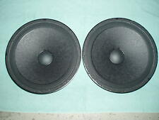 "VINTAGE PAIR JBL MI-15A 15"" INCH SPEAKERS -PRICE REDUCTION !- 8 OHMS"
