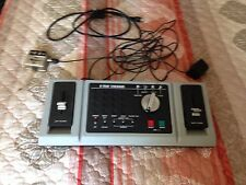Electronic S Four Thousand TV Video Game Console 1970s Vintage S4000 Classic