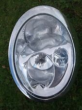 BMW MINI Left Hand N/S Head Light 63126911701