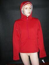 veste à capuche / blouson  SALOMON femme, Manches amovibles - rouge en 40/42