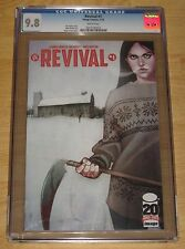 Revival #1 (2012, Image) 1st Print Tim Seeley Mike Norton Jenny Frison CGC 9.8