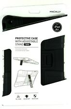 TOPOPA5-B MACALLY iPad Air Rugged Hardshell Case with Secure grip and Kickstand