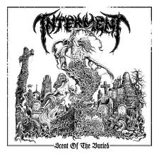Interment-Scent of the Buried (SWE), CD