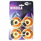 CAR BOOT WHOLESALE SKATE WHEELS FITS ALL SKATEBOARD TRUCKS BEARINGS 56MM 92A