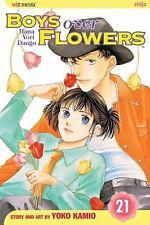 Boys Over Flowers, Vol. 21 (Boys Over Flowers: Hana Yori Dango)-ExLibrary