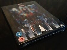STEELBOOK BLU RAY 3D/2D ANT MAN LENTICULAR EDITION LIMITED TO 4000 NEW//AUDIO FR