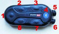 Chatter Box XBi Bluetooth Communicator, Unit Only, Moto Cross, Motorcycles BMX