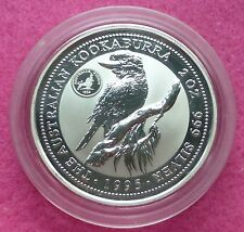 1995  KOOKABURRA 2oz  1954 FLORIN PRIVY MARK  SILVER PROOF $2 COIN