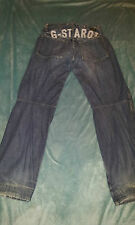 G-STAR EWLOOD EMBRO Mans Jeans Size: W29 L34 in Very Good Condition