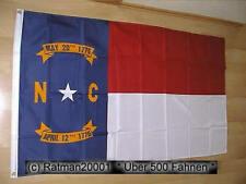 Fahnen Flagge Nord Karolina Sonderposten - 90 x 150 cm