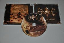 Seance -  Awakening of the gods cd last album  sweden death metal at the gates