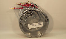 NORDOST VALHALLA 1 REFERENCE SPEAKER CABLES, BANANAS, 2.0 METERS, BI-WIRE, N.MNT