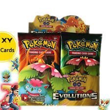 324PCS Pokemon English Edition TCG Booster Box 36 packs Cards Pocket Monster