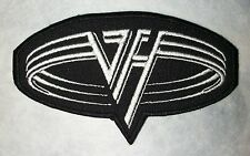 VAN HALEN HEAVY METAL EMBROIDERED PATCH BLACK SABBATH IRON MAIDEN JUDAS PRIEST