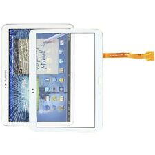 "VETRO+ TOUCH SCREEN per SAMSUNG GALAXY TAB 3 GT P5200 10,1"" DISPLAY BIANCO WHITE"