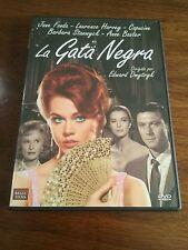La Gata Negra PAL Classic DVD (aka Walk on the Wild Side) MINT