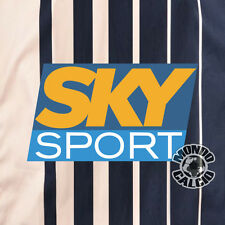 SPONSOR SKY AWAY PRINT SET KIT FLOCAGE JUVENTUS 2004-2005