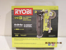 Ryobi P325 18-Volt One+ 16-Gauge Cordless FINISH NAILER-FREE SHIPPING-NEW IN BOX