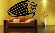 Wall Stickers Vinyl Decal Lion Tiger Animal Breeding Predator ig237