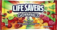 Life Savers 5 Flavors Gummies Candy Bag, 13 ounce