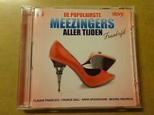 CD / DE POPULAIRSTE MEEZINGERS ALLER TIJDEN (FRANS)