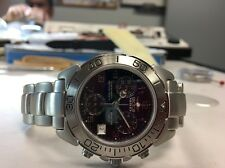 Sector 450 Blue Chronogragh Swiss Made ETA