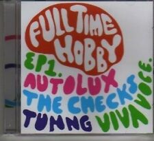 (AX812) Full Time Hobby EP1 - DJ CD