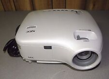 NEC MultiSync LT380 Portable LCD Projector - Excellent Condition