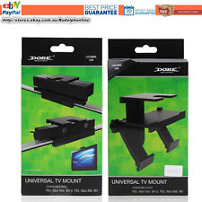 DOBE TV Clip Stand for PS4 Xbox one Xbox360 Wii U PS 3 Wii