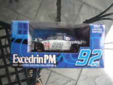 2001 Racing Champions 1:64 #92 Jimmie Johnson Excedrin PM Limited Edition