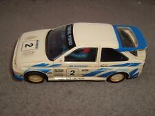 SCALEXTRIC FORD ESCORT RS COSWORTH NOT TESTED SPARES REPAIRS RESTORATION