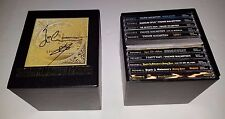 YNGWIE MALMSTEEN ARCHIVES BOX SET AUTOGRAPHED! JAPAN - 8 CD 2 DVD CROSS PENDANT