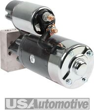 Allstar Small Block Chevy 3HP high-torque gear reduction SBC Mini Starter Motor
