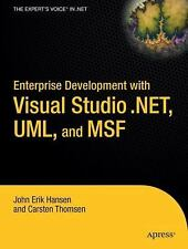 Enterprise Development with Visual Studio .NET, UML, and MSF-ExLibrary