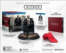 NEW Hitman: Collector's Edition (Sony PlayStation 4, 2016)