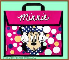 DISNEY MINNIE MOUSE CARTERA - COLEGIO LECTURA FOLIOS GENUINO TORTUGA DE URBANO