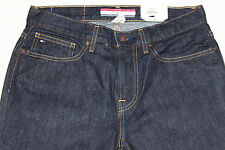 TOMMY HILFIGER men's Jeans BOOT CUT W34 L32 NEW WITH TAGS