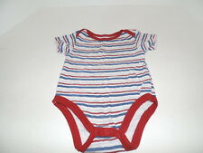 Infant Gum Ball One Piece Red what blue Size 3-6 Months