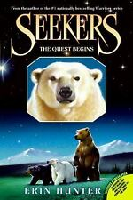 Seekers: The Quest Begins 1 by Erin Hunter (2009, Paperback)