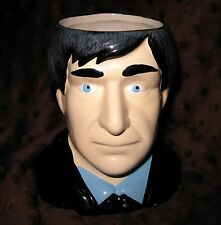 2nd Doctor Who Patrick Troughton Ceramic Coffee Tea Cup Mug Whovian 3D BBC 2012
