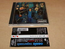 OASIS - SUPERSONIC - ESCA 6025 - JAPANESE CD!!!!!!!!!!!!!!!!